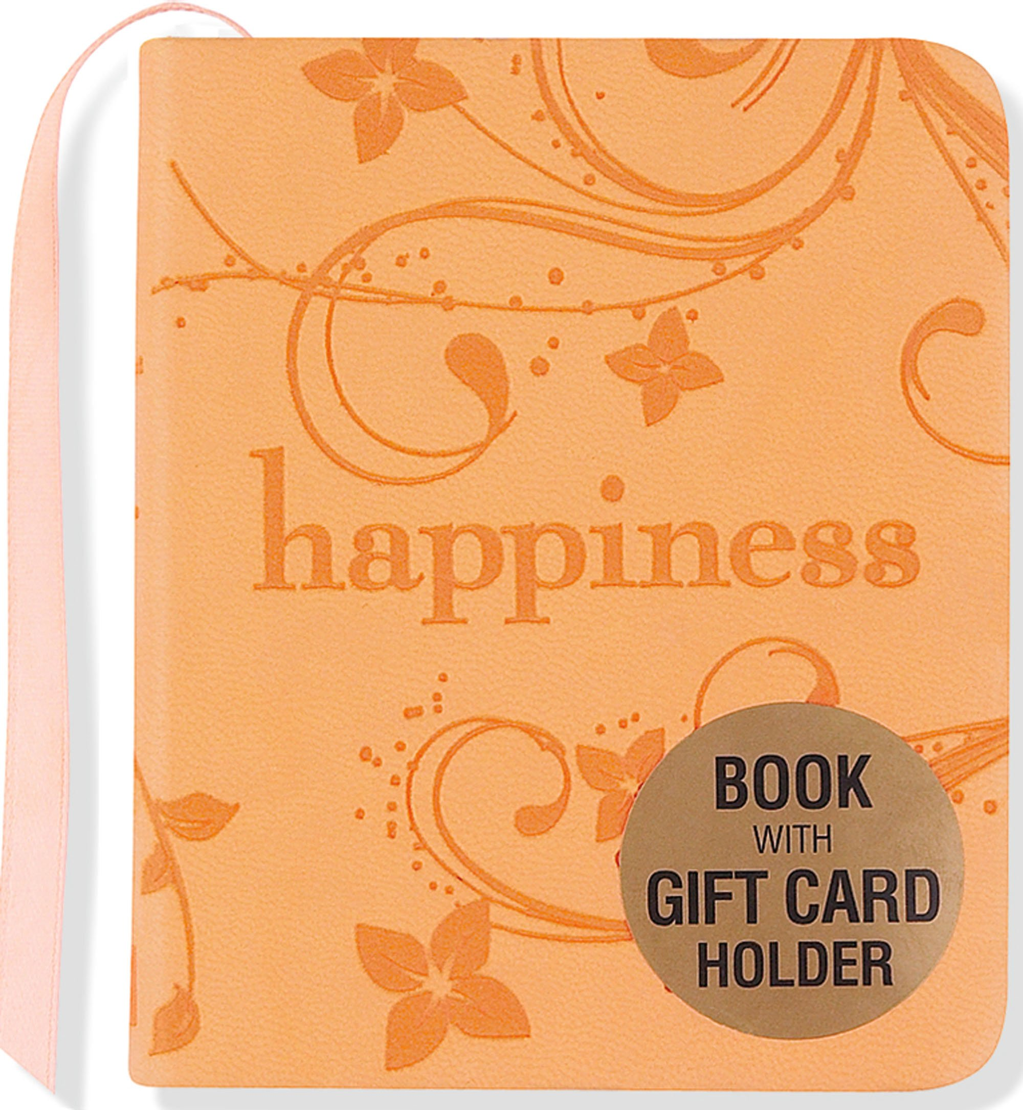 happiness mini book t card holder evelyn beilenson
