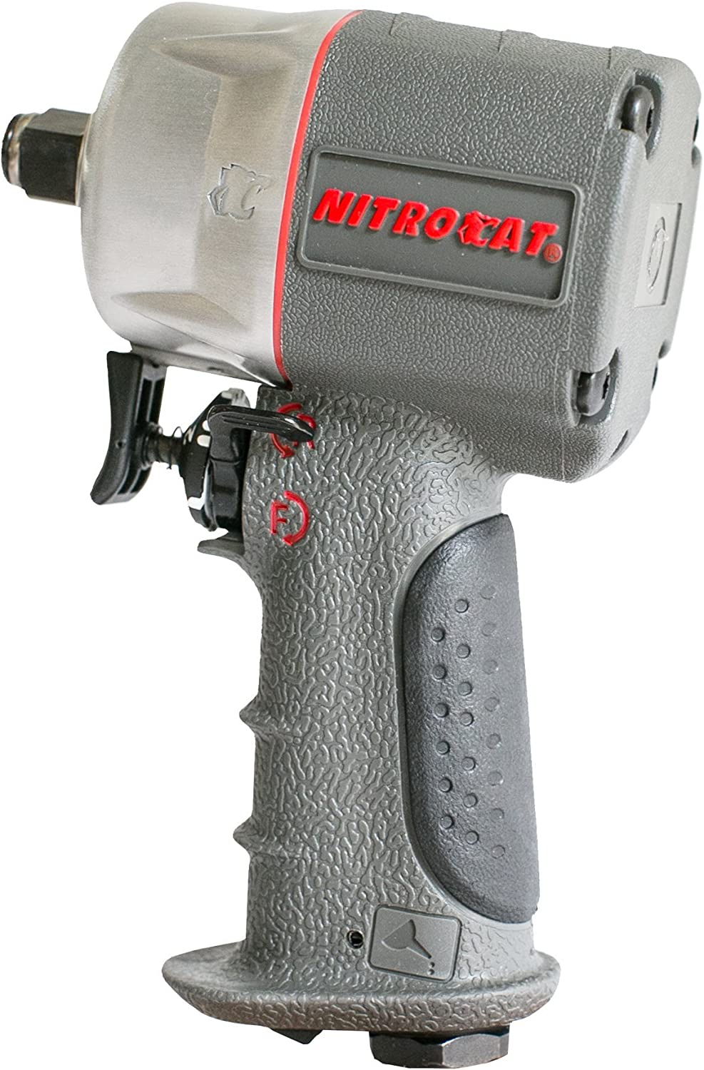 "best air impact wrench: AIRCAT 1/2"" Compact Composite Impact Wrench"