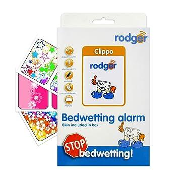 Amazon.com: Rodger Clippo Bedwetting enuresis alarma con el ...