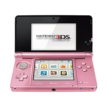 Nintendo 3ds Color Rosa Amazon Es Videojuegos