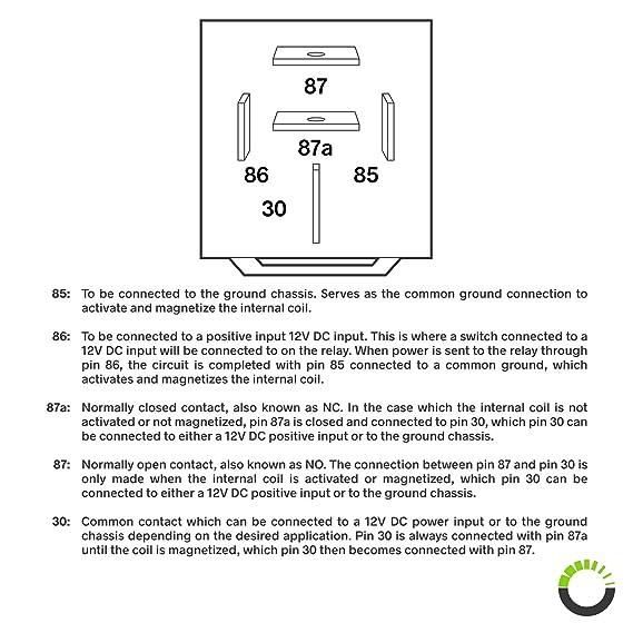 12v Normally Closed Relay Wiring Diagram | Repair Manual on