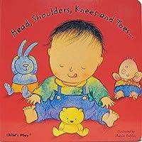 Head Shoulders Knees And Toes... (Baby Board