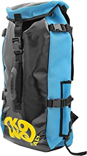 Kong Langtang Sac à Dos de l'expédition et Secours pour Utilisation en Canyon, Bleu/Noir, 60L