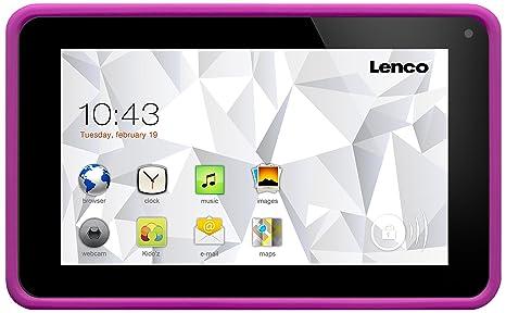 Lenco Cooltab-74 8GB Rosa - Tablet (Minitableta, Android ...