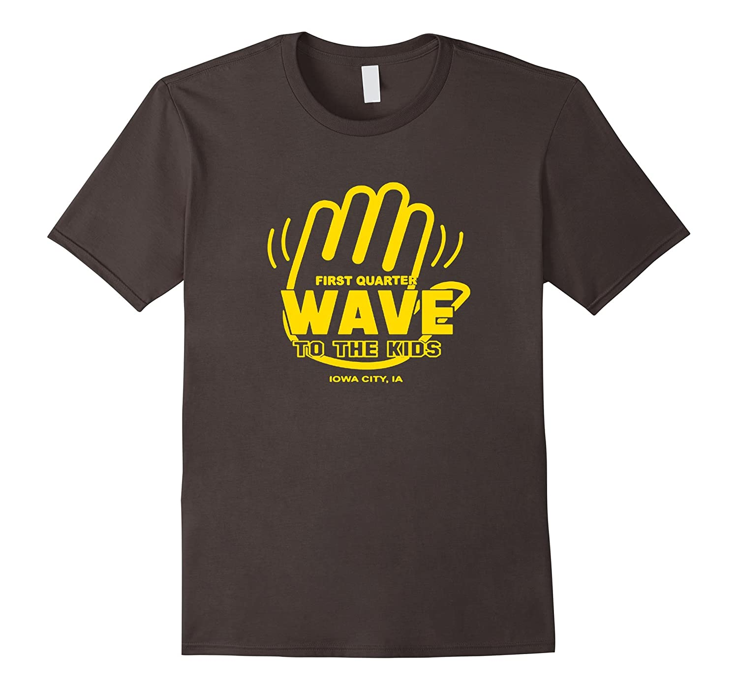 Wave for the Kids T-shirt-ANZ