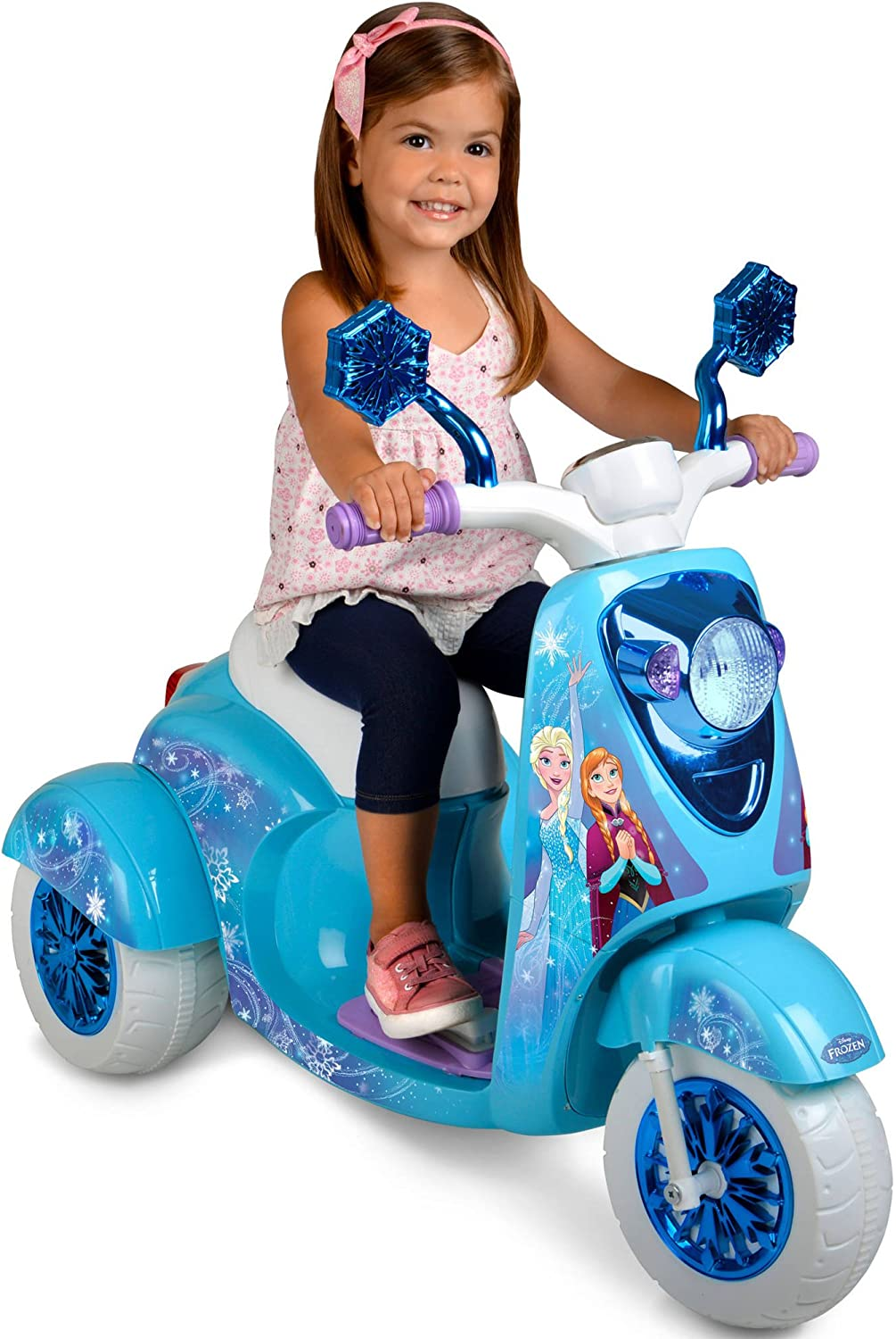 Frozen Electric Scooters for Toddlers