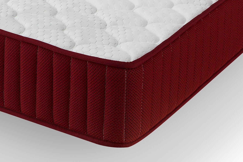 Dormio Zafiro - Colchón viscoelástico, 135 x 200 x 21 cm, color blanco (Todas las medidas): Amazon.es: Hogar