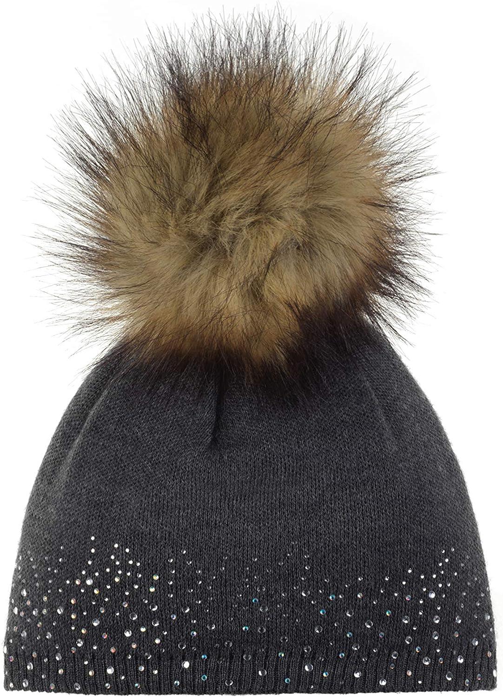 Eisb/är Nalin Lux Crystal M/ü Bonnet pour Femme Taille Unique