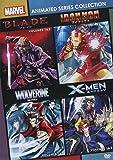 Marvel Anime: Blade - Season 1, Vol 1 / Marvel Anime: Blade - Season 1, Vol 2 / Marvel Anime: Ironman - Season 01 - Vol…