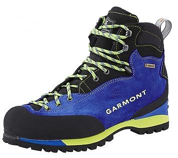 Garmont Ferrata GTX calcetines para hombre, hombre, color azul, tamaño talla: 11: Amazon.es: Deportes y aire libre