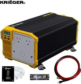 Krieger 3000 Watts Power Inverter