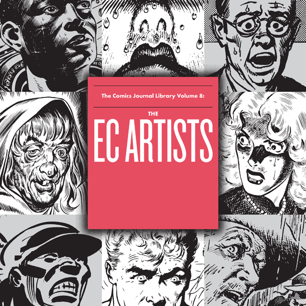 Comics Journal Library (Collections) (3 Book Series)
