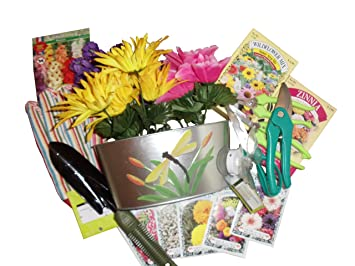 Spring has sprung gift basket mothers day flower seeds spring has sprung gift basket mothers day flower seeds gardening tools mightylinksfo