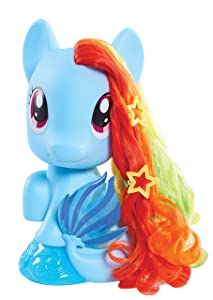 Just Play 72101 compatible with My Little Pony Styling Head
