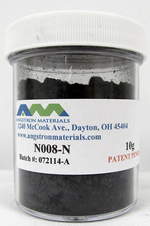 Angstron Materials N008-N Graphene Powder, 10 g