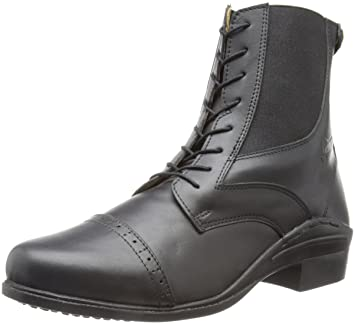 e1e36704d62 Loveson Funnell Paddock Laced Riding Boots