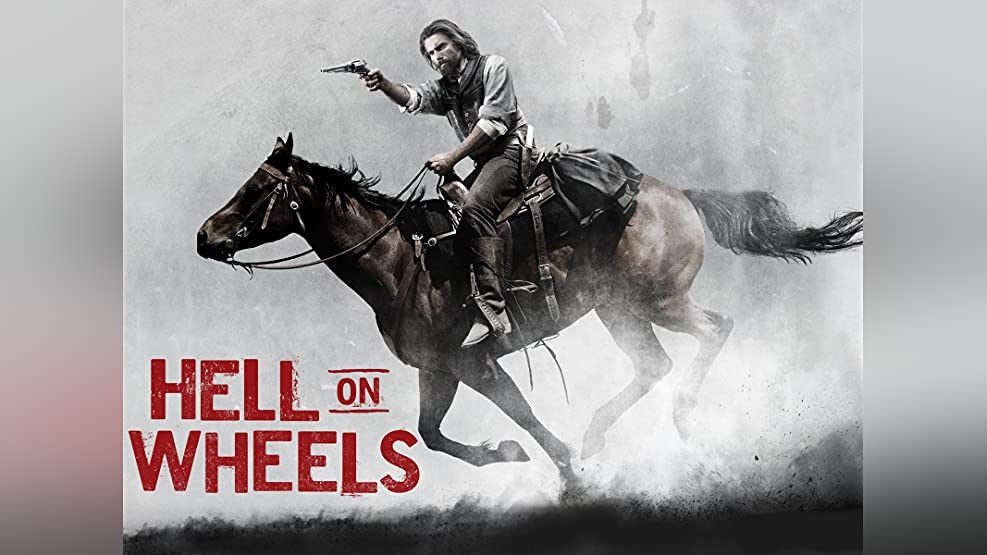 Hell on Wheels - Staffel 3 [OV]