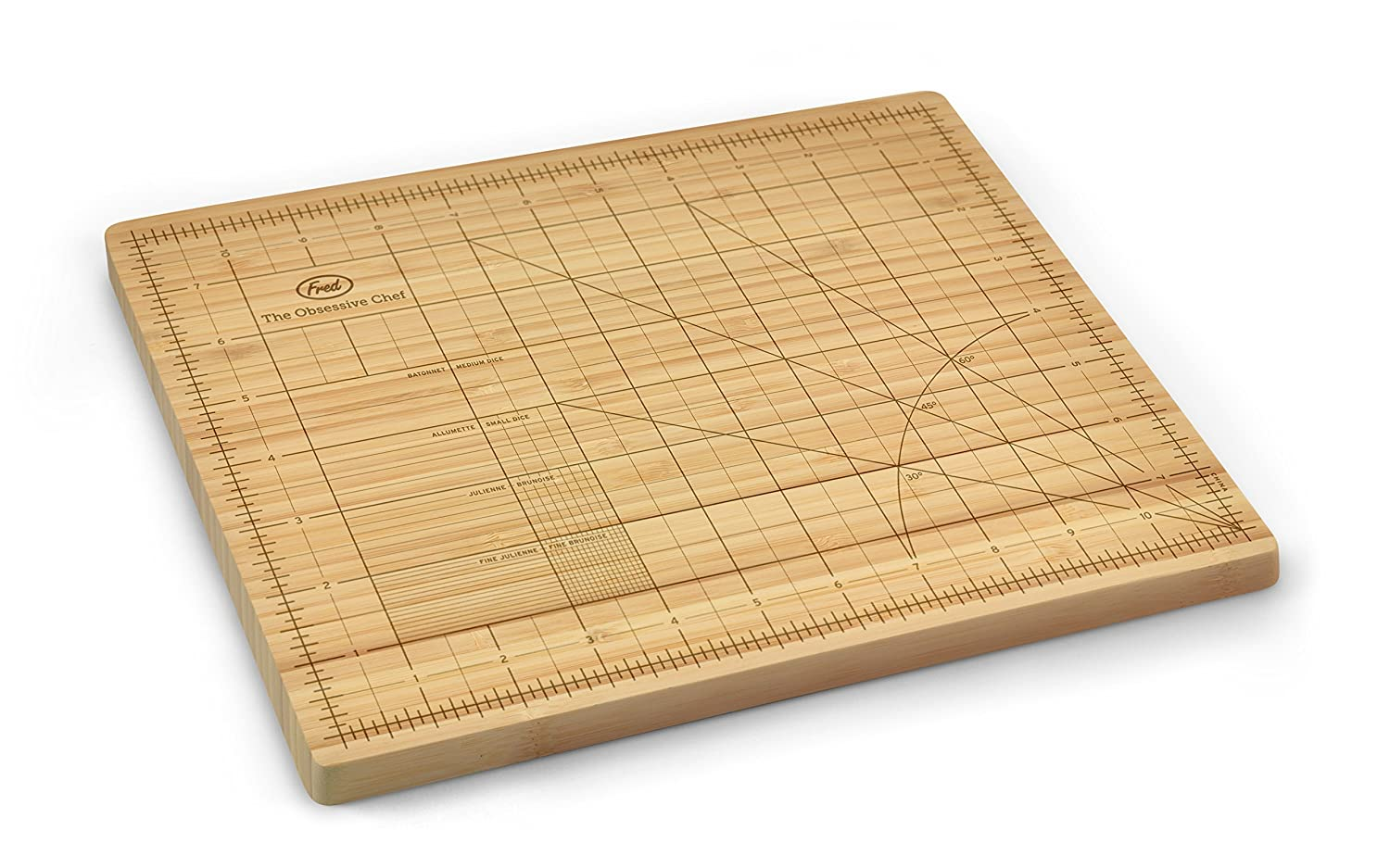 Fred CHEESE DEGREES Bamboo Cutting Board 5186692