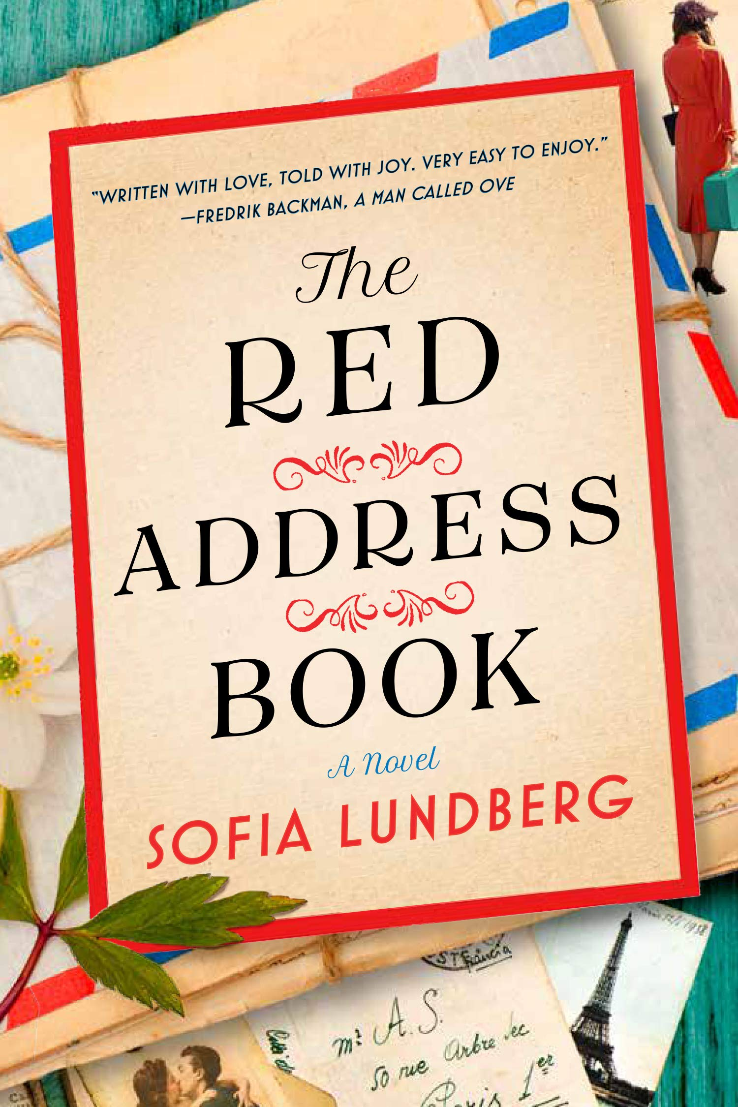 Image result for the red address book