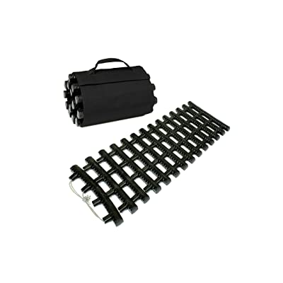 VViViD Heavy-Duty Rubberized Tread Emergency Car Recovery Track Roll: Automotive