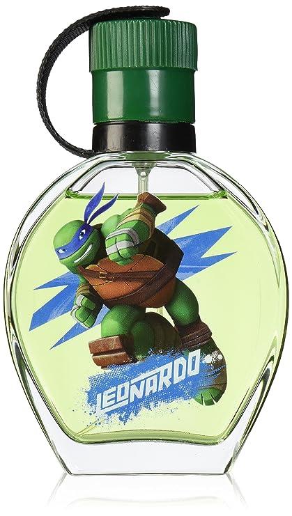 Teenage las tortugas Ninja leonardo Eau de Toilette con ...