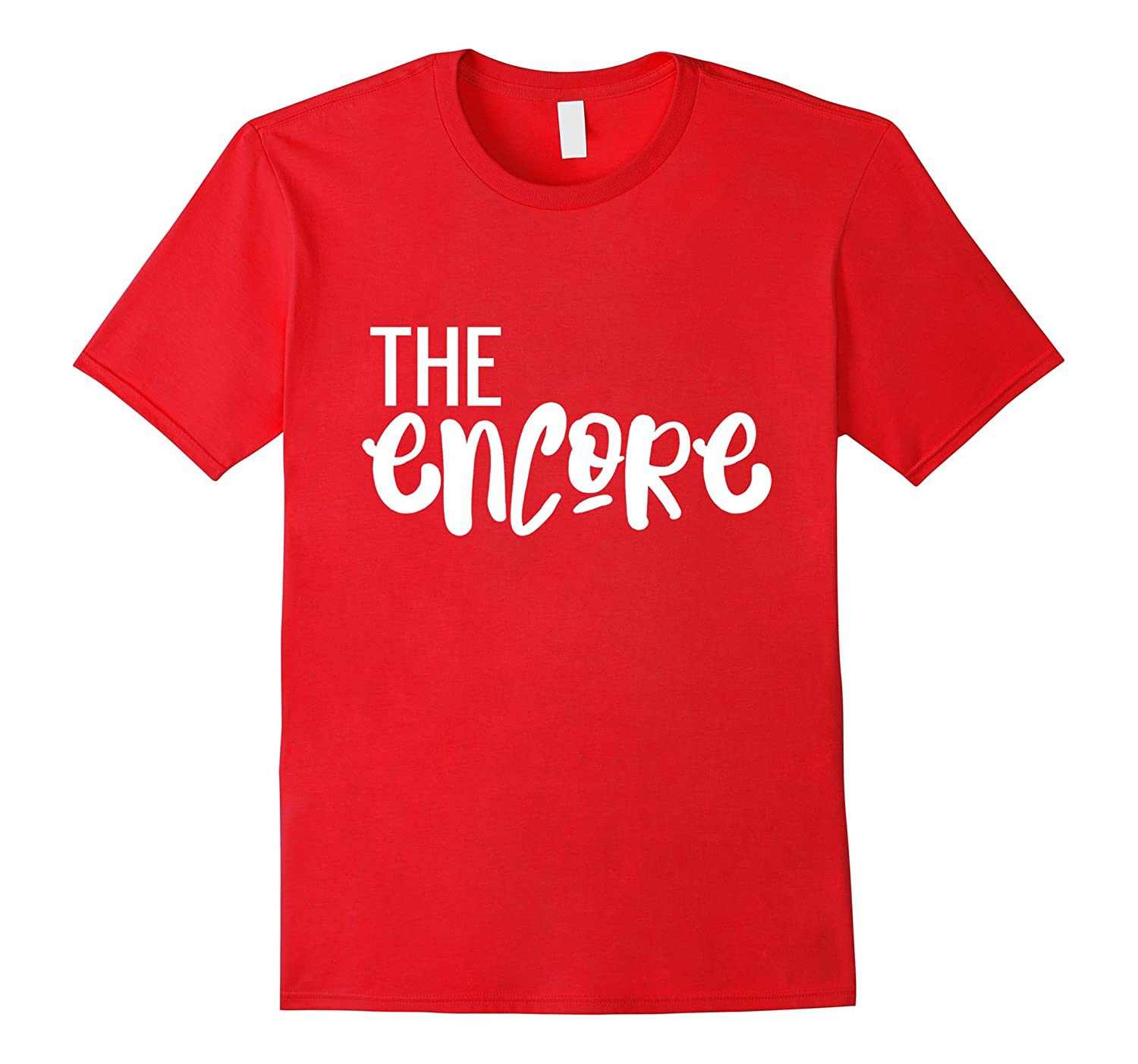 Youngest Child Shirt The Encore Family Tribe Daughter Son-TH