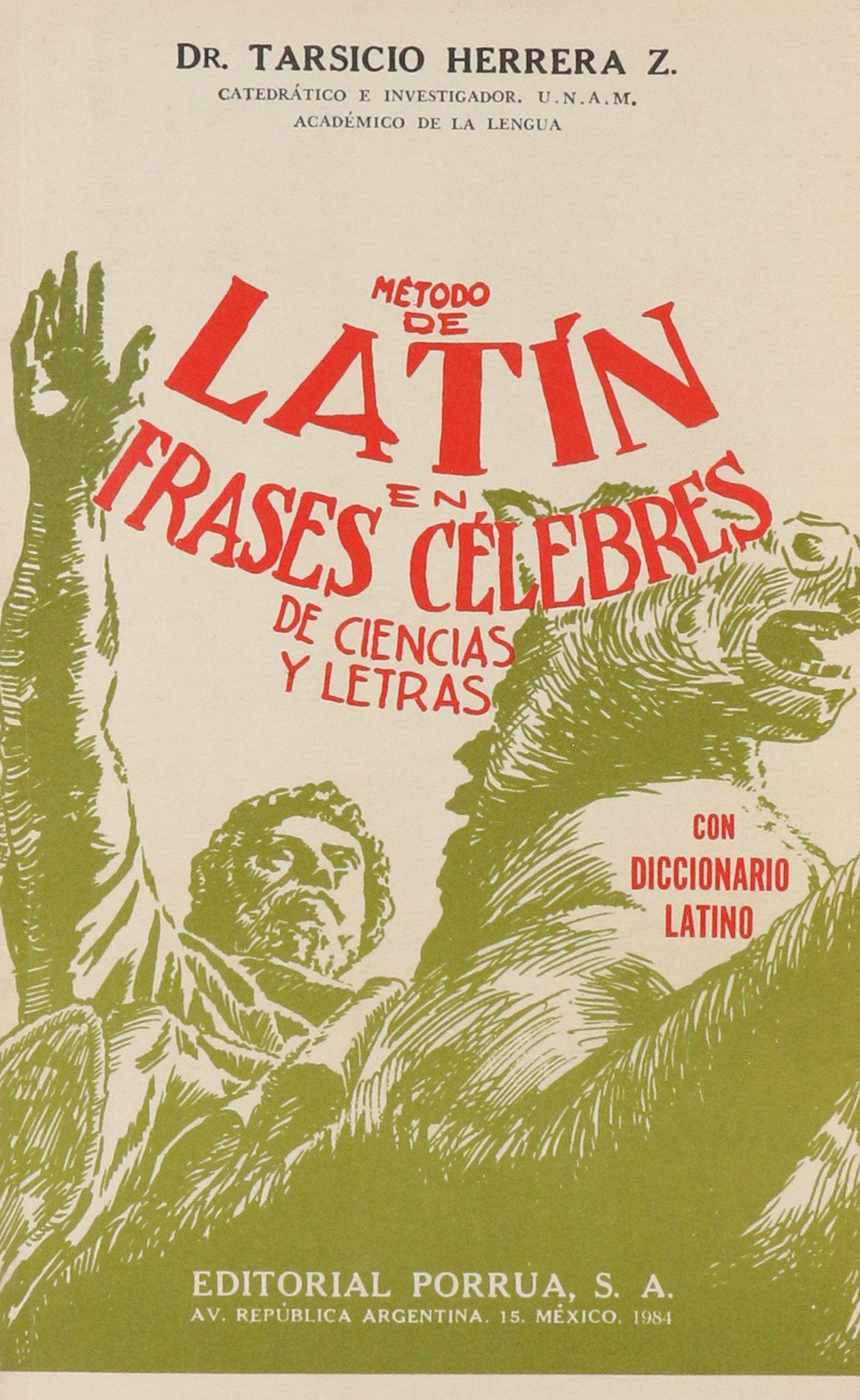 Metodo De Latin En Frases Celebres De Ciencias Y Letras