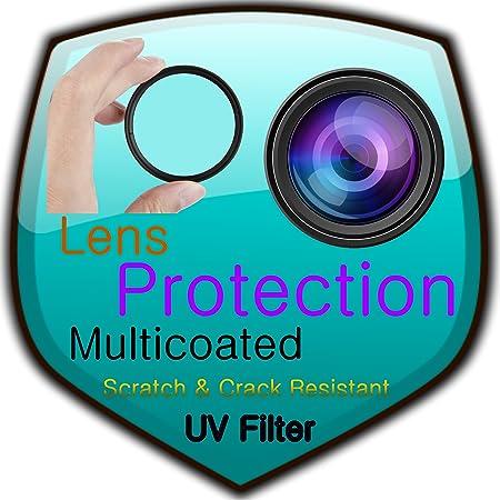 Sigma 20mm F1.8 EX DG Aspherical RF 82 mm UV Filter 82mm UV Filter Upgraded Pro 82mm HD MC UV Filter Fits