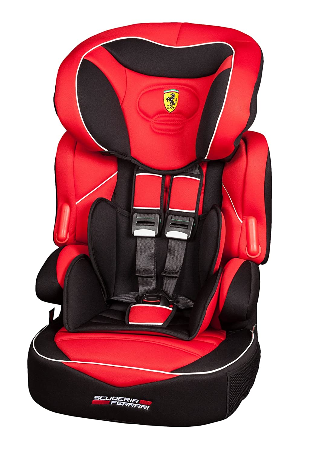Ferrari Cosmo SP Car Seat (Upto 4 Years, Corsa)  Amazon.co.uk  Baby 8d6b089268