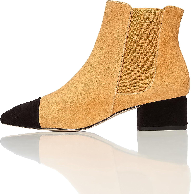 Marque Amazon find. Bottines Femme: : Chaussures