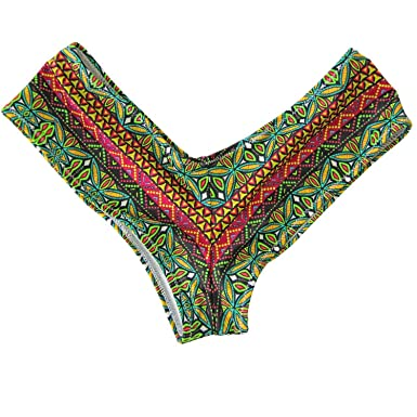 f0304fb7a8a88 Brave Rosemary Plus Size Swimwear Swimsuit Women Bikini 2019 Briefs  Brazilian Bikini Bottoms Scrunch Butt Underwear