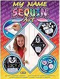 KSG Penguin My Name Sequin Art