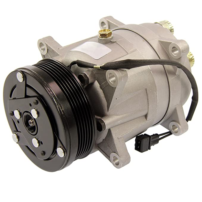 AC Compresor Aire Acondicionado, para fabricante Delphi, compressor ...
