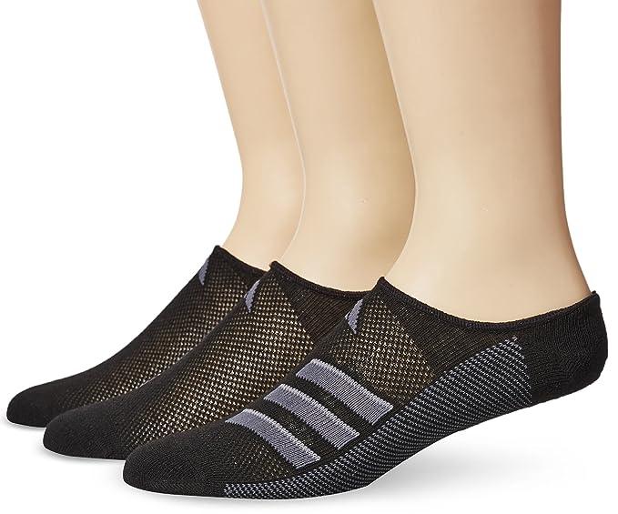c54c3ac4d63d adidas Men's Climacool Superlite Super No Show Socks (3 Pack)