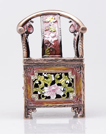 znewlook Antiquity Chair Shaped Decorative Wedding Gift Classic Furniture  Shaped Trinket Jewelry Box - Amazon.com: Znewlook Antiquity Chair Shaped Decorative Wedding Gift