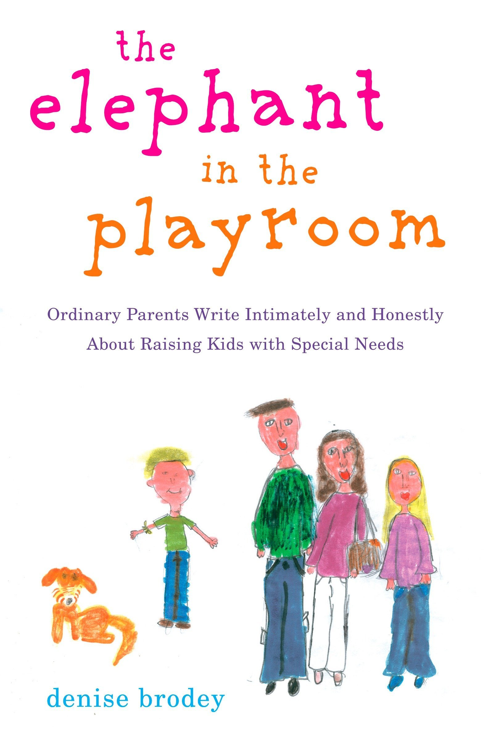Download The Elephant in the Playroom: Ordinary Parents Write Intimately and Honestly About Raising Kids with Special N eeds pdf epub