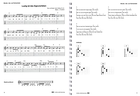 El libro klampfe extra grande - 150 Canciones con pocos akkorden ...