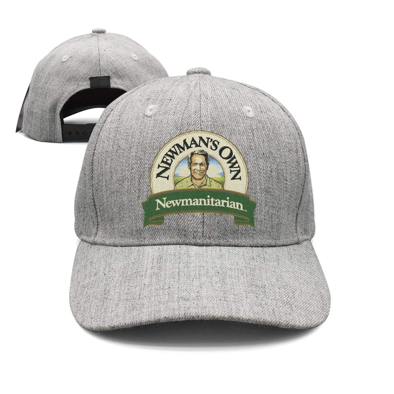 Uniex Cool Cap Flat Adjustable Fits-NewmanS-Own-Salad-Snapback Cotton Hat Wash