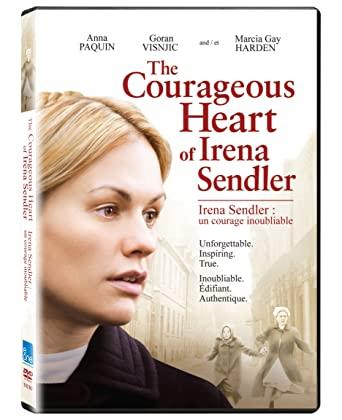 The Courageous Heart Of Irena Sendler Anna Paquin Goran Visnjic Marcia Gay Harden John Kent Harrison Movies Tv