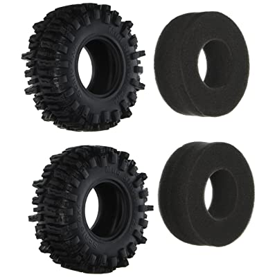 RC4WD Z-T0097 Mud Slingers 2.2 Tires (1x Pair): Toys & Games