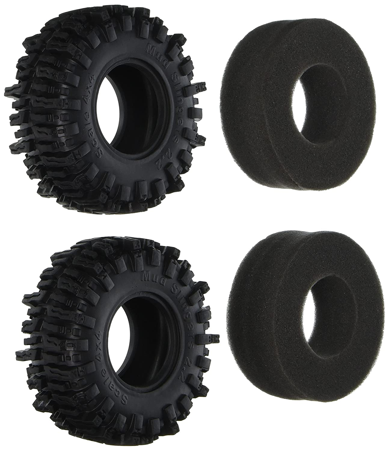 RC4ZT0097 RC4WD Mud Slingers 2.2 Tires