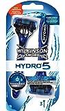 Wilkinson - Hydro 5 - Rasoirs jetables masculins - Pack de 3