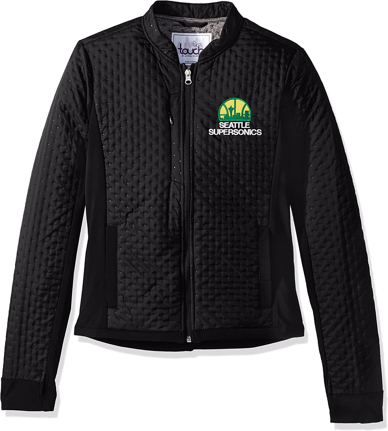 Touch by Alyssa Milano Womens Lead Off Jacket
