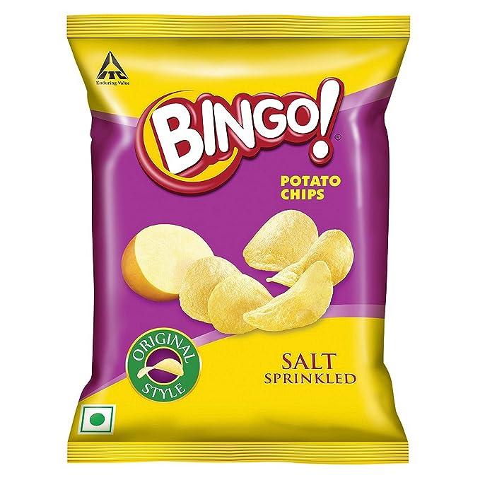 Bingo Yumitos Original Style, Salt Sprinkled, Pouch 30g Amazon.in Grocery  \u0026 Gourmet Foods