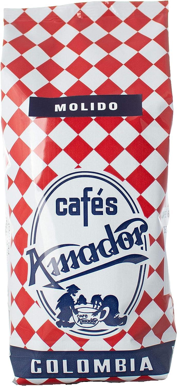 Cafés AMADOR - Café MOLIDO EXTRAFINO Natural Arábica - HONDURAS ...