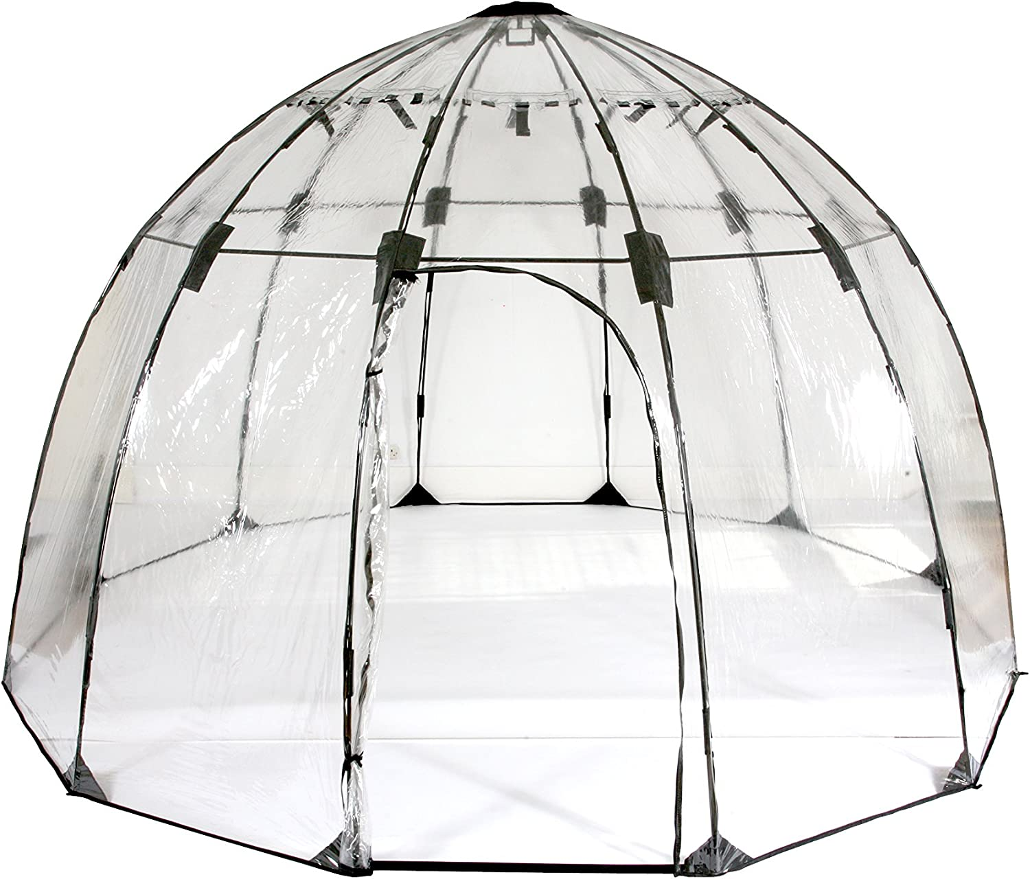 Tierra Garden 50-2510 Haxnicks Garden Sunbubble Greenhouse, Large