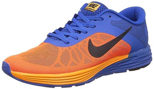 big sale 379c6 dd0fc Nike Men s Lunarglide 6 Blue Running Shoes - 7 UK India (41 EU)