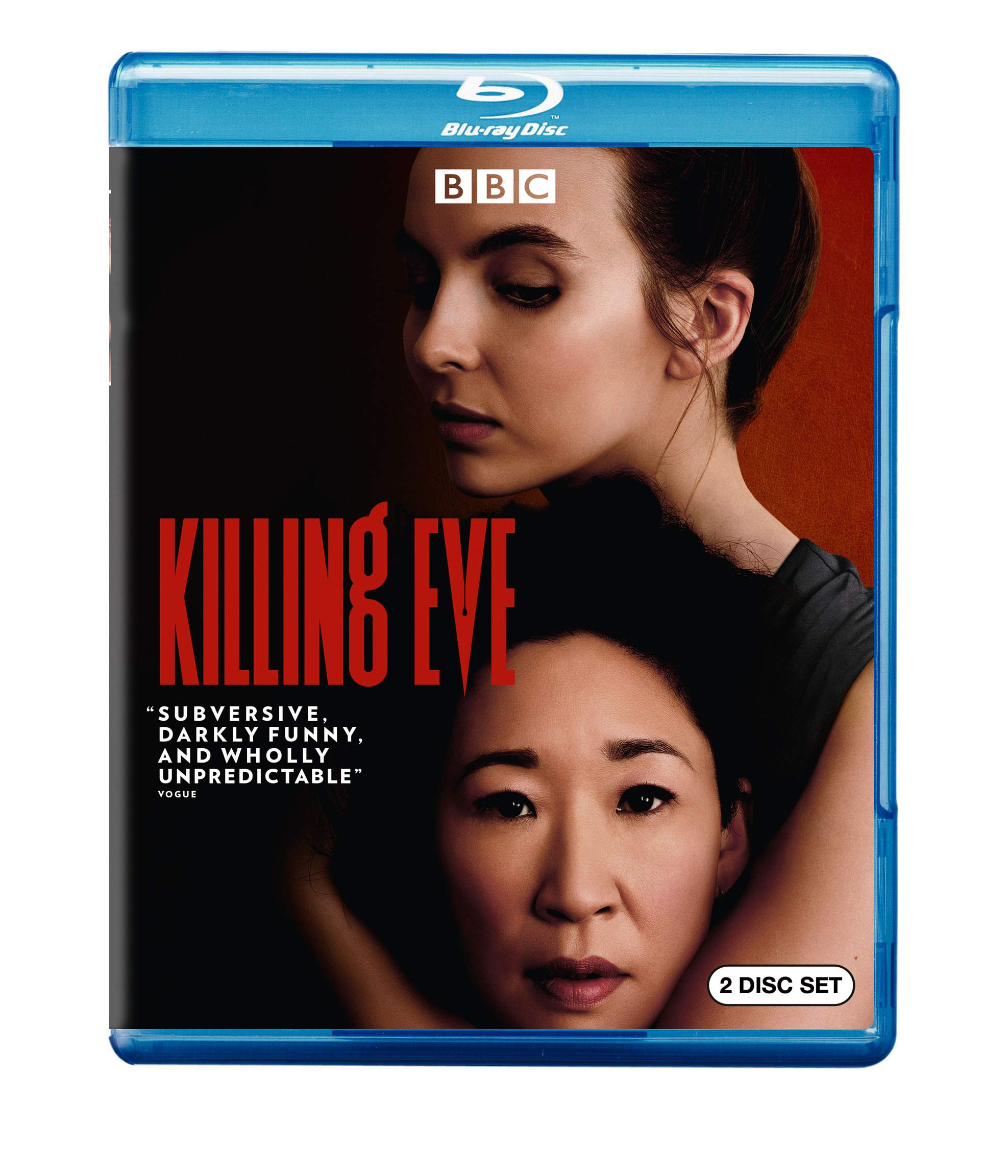 Blu-ray : Killing Eve: Season One (2 Pack)