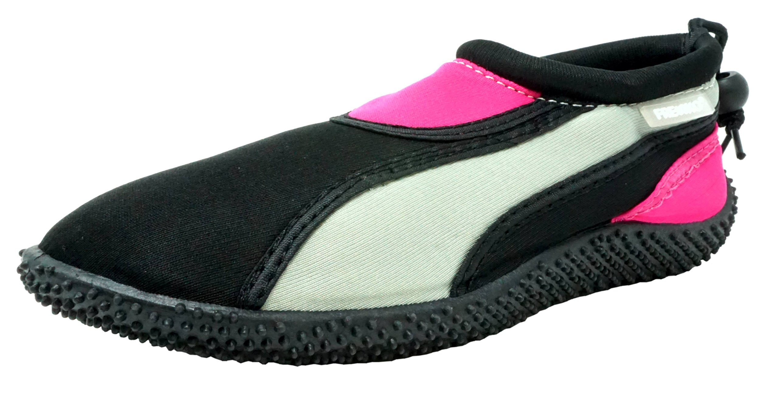 Fresko Women's Water Shoes, L2011, Fuchsia, 7 M US by Fresko