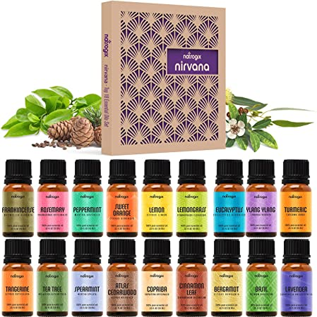 Natrogix  Essential Oils Set